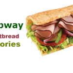How to Calculate Subway Flatbread Calories, Protein, Fat & Vitamins