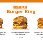 Burger King Breakfast Hours | Sandwiches | Cafe Coffee