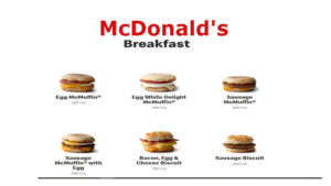 McDonald's Breakfast Hours