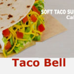 How many Calories in Taco Bell Soft Taco Supreme – Nutrition Facts