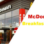 McDonald's Breakfast Menu with Calories | Snacks and Sides