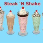 Best Steak and Shake Milkshake Menu | Flavors | Price | Calories