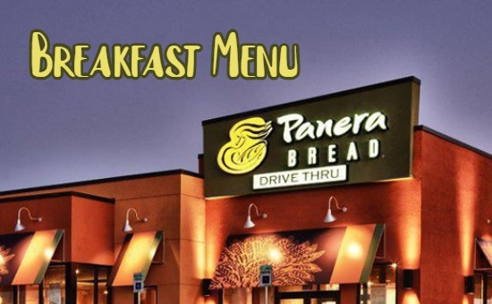 Panera Bread Breakfast