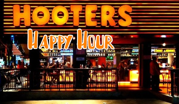 Hooters Happy Hour